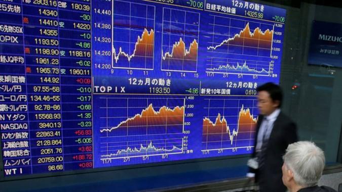 Bursa Asia Teruskan Pelemahan