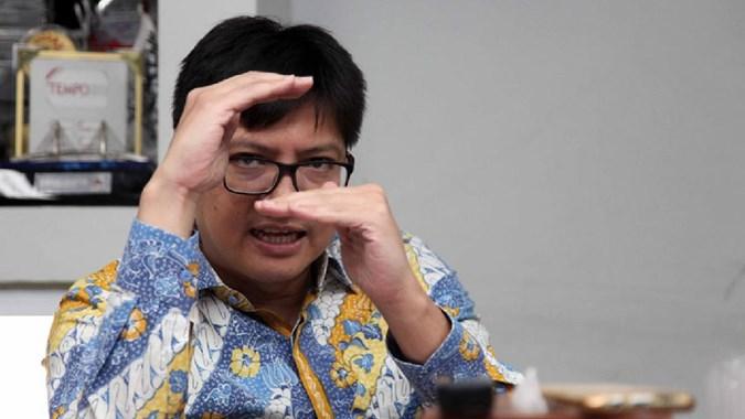 Lepas Jabatan Di Pertamina Arief Budiman Tempati Direktur Utama Danareksa