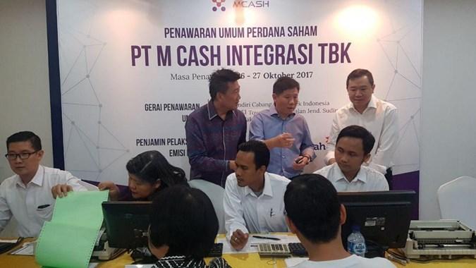 MCAS Periode 9 Bulan 2019, M Cash Integrasi Catatkan Pertumbuhan Penjualan 63,9 Persen