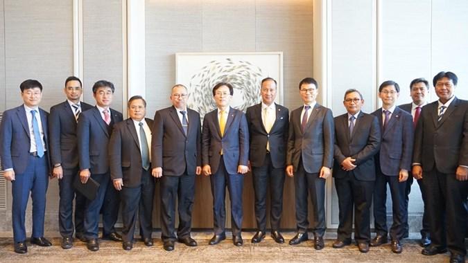 FPNI Sambangi Korea, Menperin: Lotte Chemical Tambah Investasi Jadi US$4,3 Miliar
