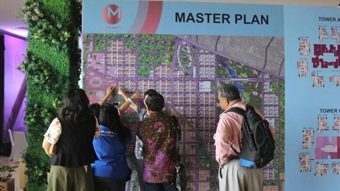 LPCK Progres Meikarta: PT Mahkota Sentosa Utama Targetkan 1.250 Unit Laku Terjual Tahun Ini