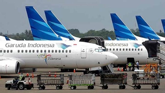Genjot Sektor Pariwisata Akibat Corona Garuda Tebar Diskon Harga Tiket 50 Persen