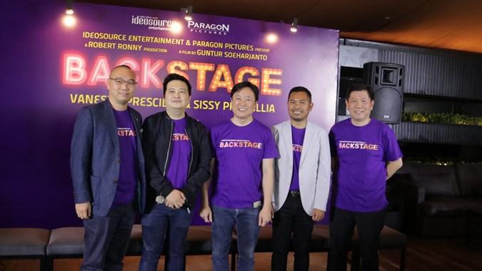 NFCX NFC Indonesia TbkBangun Sinergi Luncurkan Film Backstage