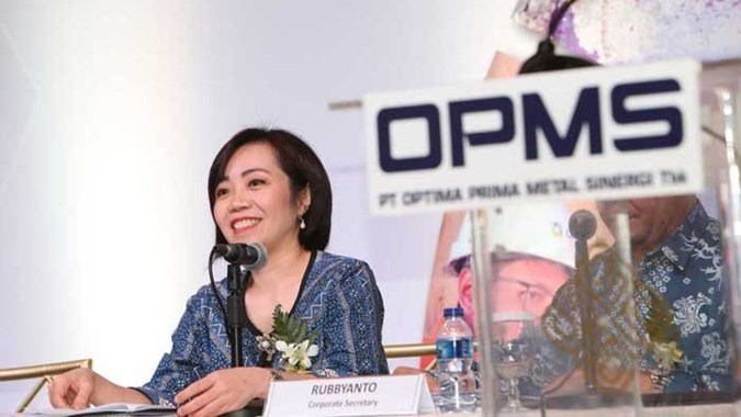 OPMS OPMS Patok Pembelian Kembali Saham Maksimal Diharga Rp110 Per Saham