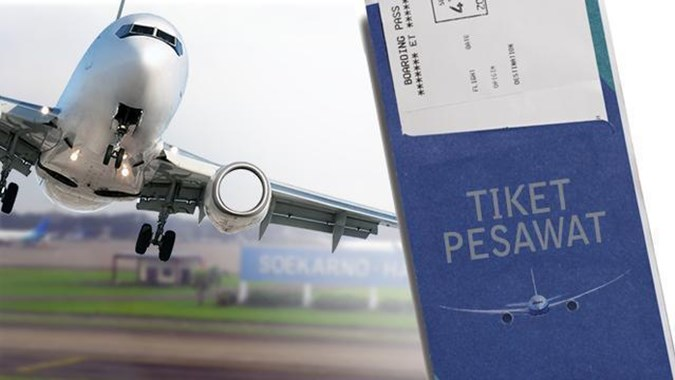 New Normal Garuda Indonesia Usulkan Harga Tiket Pesawat Naik