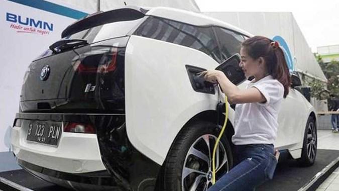 Indonesia Dinilai Siap Jadi Produsen Kendaraan Listrik Dan Industri Baterai Lithium