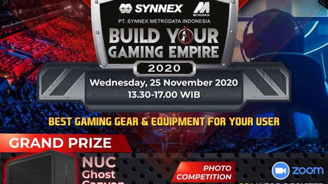 MTDL Anak Usaha MTDL Gelar 'Build Your Gaming Empire Seri #2'