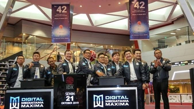 DMMX Bangun Platform Pemasaran Media Sosial Digital, DMMX Gandeng RANS Entertainment