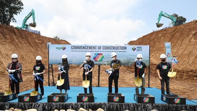 KPIG KPIG Bangun Destinasi Wisata Seni & Musik Berkelas Dunia di MNC Lido City