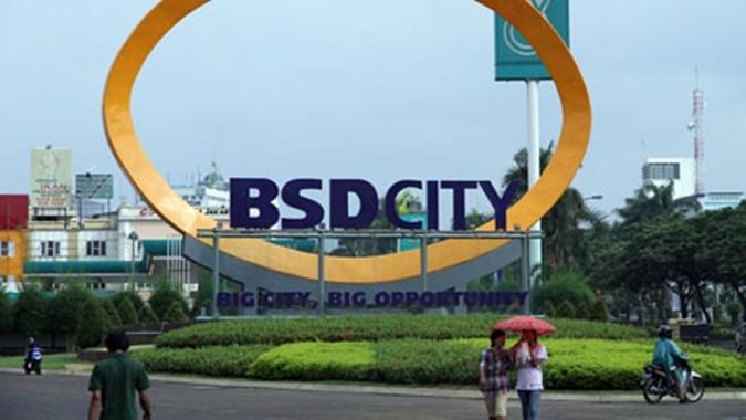 BSDE Triwulan II-2021, BSDE Bukukan PraPenjualan Rp4,5 Triliun