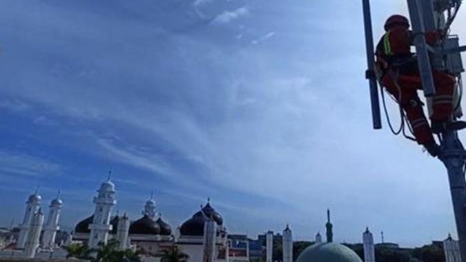 EXCL EXCL Terus Perluas Jaringan di Provinsi Aceh, Kini Jangkau 5.102 Desa